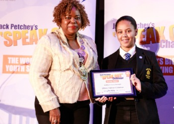 "Jack Petchey ""Speak Out"" Regional Finals"