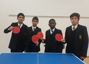 7/5 Win Inter-form Table Tennis