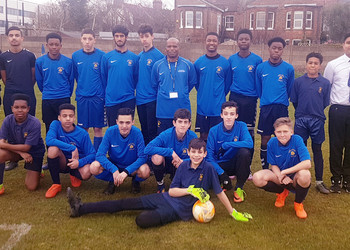 Year 9 reach borough finals