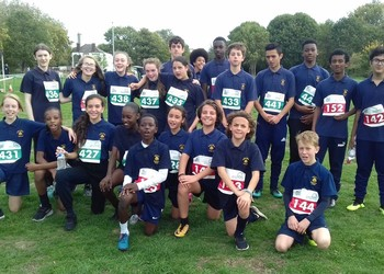 Waltham Forest Borough Cross Country