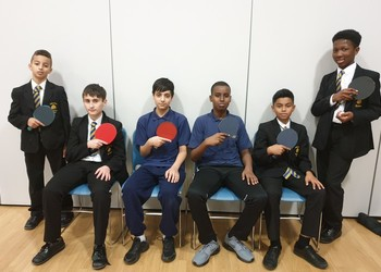 Year 8 Inter-form Table Tennis