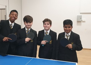 7/3 Win Inter-Form Table Tennis
