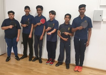 9/5 Win Inter-Form Table Tennis