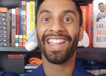 A personal message from Bobby Seagull