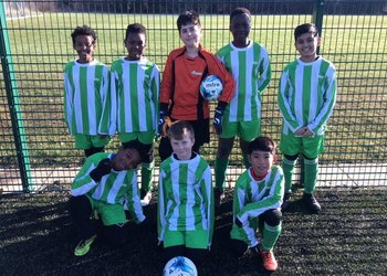 Football success for KS2