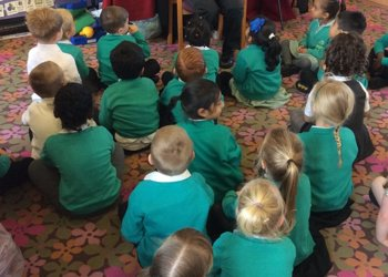 A special visit for F2