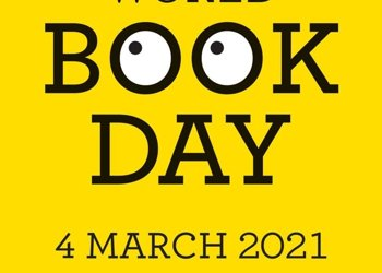 Let's celebrate World Book Day