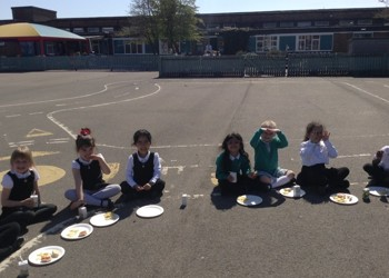 Year 1 - English Tea Party