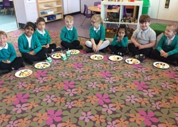 Growing and Healthy Lifestyles in the EYFS