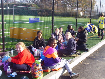 Y6 Football tournament Dec 16